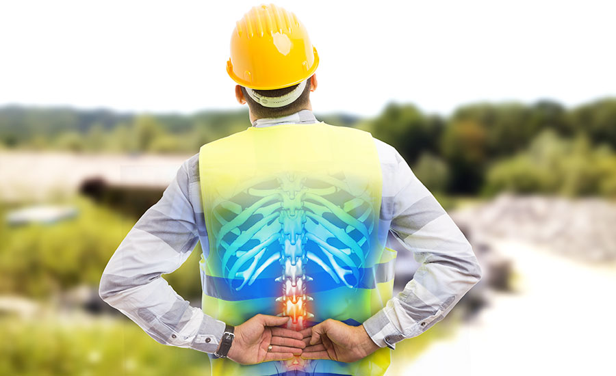 Musculoskeletal health in the workplace